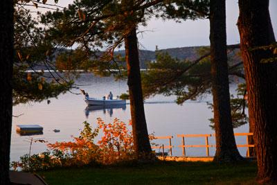 Tremendous Sunset Lodge Damariscotta Lake Maine Vacation Rental Home Remodeling Inspirations Cosmcuboardxyz